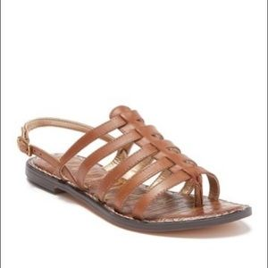 Sam Edelman Garland Leather Sandal size 7